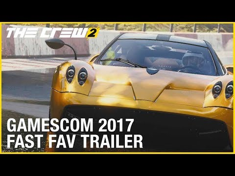 The Crew 2: Gamescom 2017 Fast Fav Multi-Vehicle Gameplay | Trailer | Ubisoft [NA] thumbnail