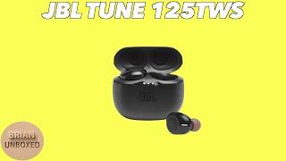 JBL TUNE 125TWS - Full Review (Music & Mic Samples)