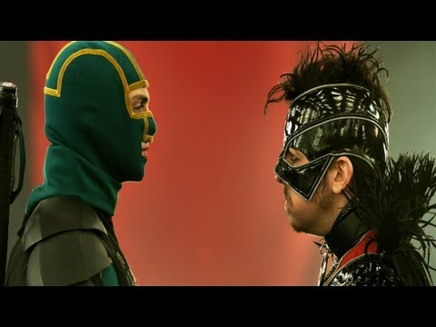 Kick-Ass 2 Movie Trailer