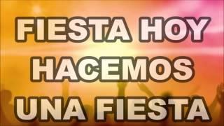 Miel San Marcos - Rey Vencedor, Fiesta, Viene Ya (Pista Karaoke)