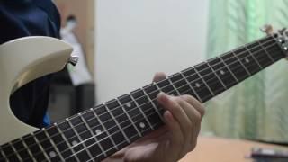 "Video thumbnail of ""Alleria - Naka Tu Aja - Guitar Solo - Cover"""