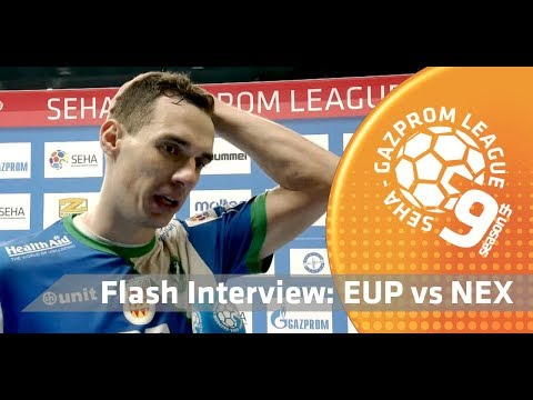 Flash interview: Eurofarm Pelister vs Nexe