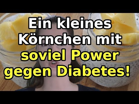 Maßnahmen zur Verhinderung von Diabetes