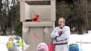 Детский спектакль на Масленицу