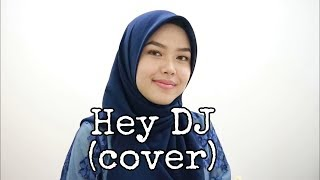 Hey DJ   CNCO, Meghan Trainor, Sean Paul (cover By Sheryl Shazwanie)