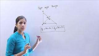 Geometry - Right Angle Triangle Concept Formula Tricks & Shortcuts For SSC CGL & All Government Exam
