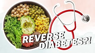 Can A Vegan Diet REVERSE DIABETES? | LIVEKINDLY