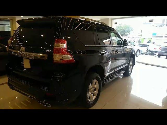 Toyota Prado TX 2.7 2013 for Sale in Rawalpindi