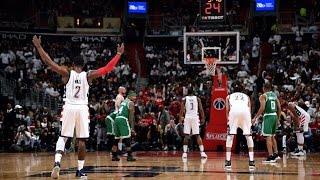 The Wizards' 26-0 Run In Game 4 Win Vs. The Celtics | May 7, 2017