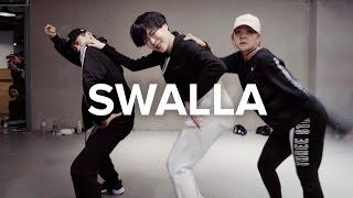 Swalla - Jason Derulo (ft. Nicki Minaj & Ty Dolla $ign) / Hyojin Choi Choreography