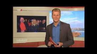 preview picture of video 'Segelkunstflug mit dem WDR über Grefrath'