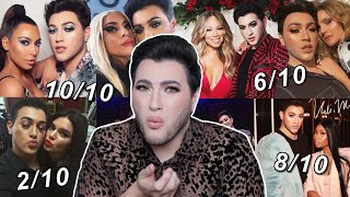 RATING THE CELEBRITIES I HAVE MET! A TRUTHFUL TELL ALL... by Manny Mua