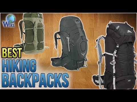 10 Best Hiking Backpacks 2018