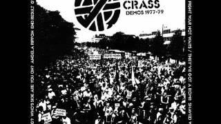 CRASS - DEMOS 77 & 79 (FULL ALBUM)