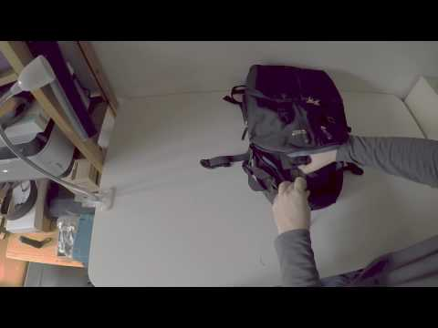 Banggood Camera backpack unboxing & quick look