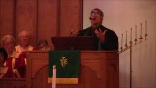 "Sermon: ""How to Defeat Evil!""; Scripture Readings: Genesis 4:1-12 and Romans 12:21; Rev. C"