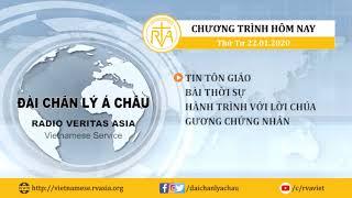CHƯƠNG TRÌNH PHÁT THANH, THỨ TƯ 22012020