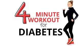 Diabetes Workout - Low Impact Home Workout - Also Ideal For Beginners To Fitness And Exercise