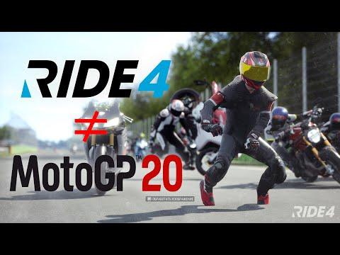 RIDE 4 Не MotoGP 2020