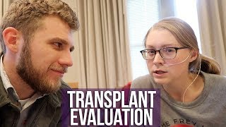 🏥 DAY 2 OF TRANSPLANT EVALUATION | Manometry, PH Study, Liver Transplant Team