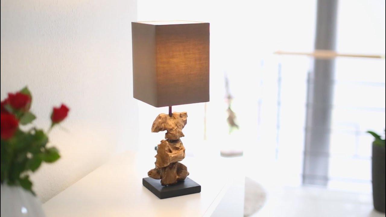 Video von: Tischlampe WITU Er
