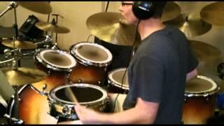 Myron Butler & Levi - Set Me Free , Drum Cover
