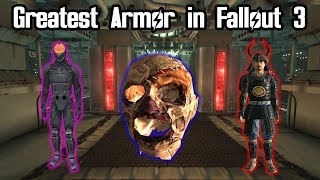 Fallout Fives - Greatest Armor in Fallout 3