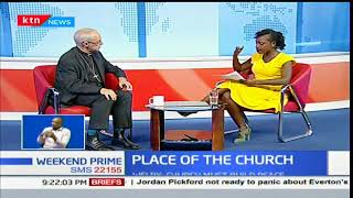 Place of the church: Archbishp of Canterbury, RT, Rev. Justin Welby