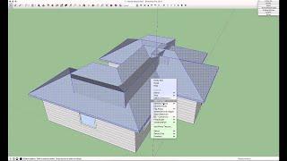 SketchUp Skill Builder: Hip Roof
