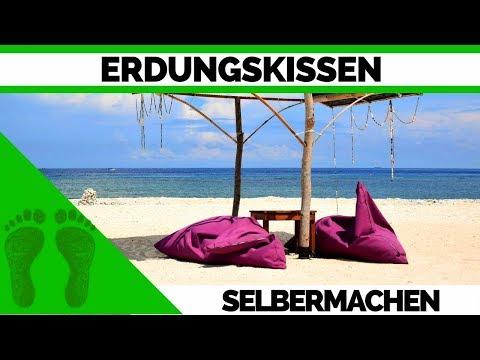 Erdungskissen selber machen - Earthing Sitz, Sofa und Bettkissen - Earthing deutsch