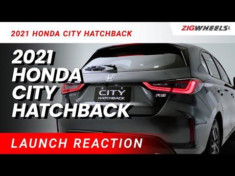 Honda Fanboy Approves! | 2021 Honda City Hatchback RS Reaction