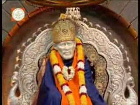Sai baba kakad aarti lyrics in marathi