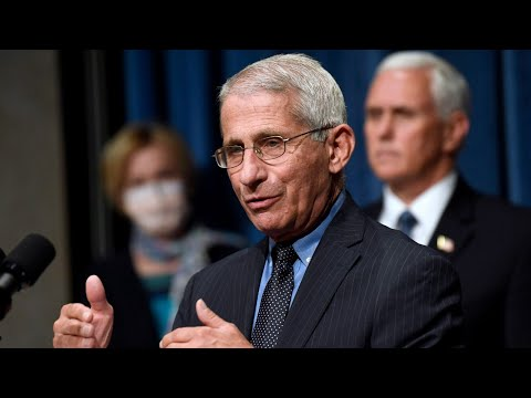 Dr. Fauci Says U.S. Can Have 'Herd Immunity' To Coronavirus By Summer Of 2021!