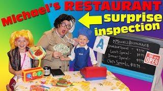 Michael's Restaurant: Surprise Inspection - Family Fun Pack Skit