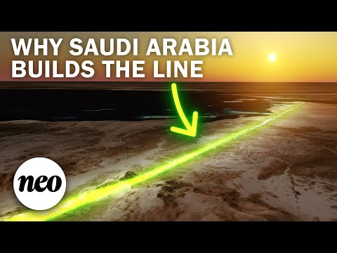 This Futuristic Saudi City Will Have No Cars or Streets