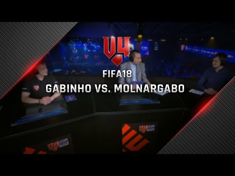 V4 FIFA18 - Playoffs - Gabinho vs. molnargabo (felsőági döntő) letöltés