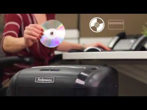 Video of the Fellowes Powershred 460Ms Shredder