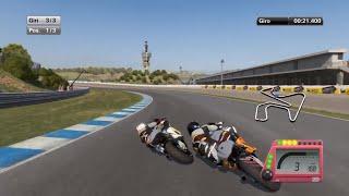 motogp15 online race- epic battle for first position -LAST LAP moto2