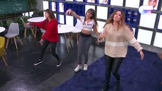 Miriam, Ana y Aitana bailan LO MALO  | LOS MEJORES MOMENTOS | OT 2017