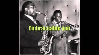 Embraceable you - Charlie Parker Quintet (10/28/47)