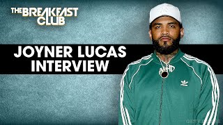 Joyner Lucas Talks Content Control, Being Underrated, Logic, Will Smith, Family Issues + More