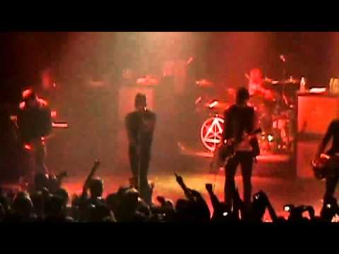 Dead By Sunrise - Too Late [LIVE IN NYC] 2009 HD