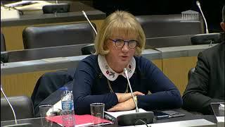 Commission d'enquête sur la grande distribution - Audition de l'INAPORC et de la FNSEA