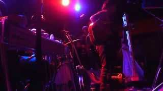 """Wolves""- The Barr Brothers @ The Lexington, London 14 Oct 2014."