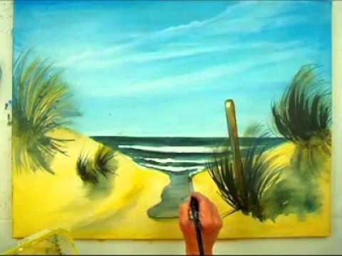 Atelierfilm Strandbild