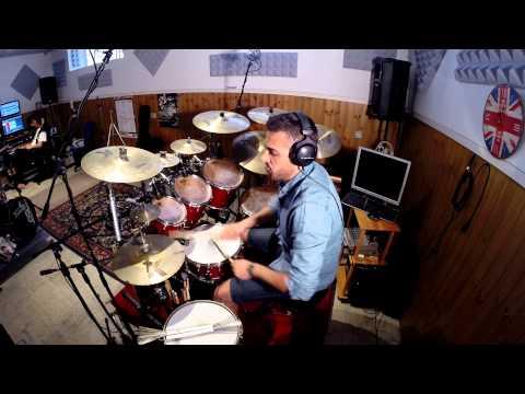 Wiz Khalifa ft. Charlie Puth - see you again drum cover by Andrea Mattia