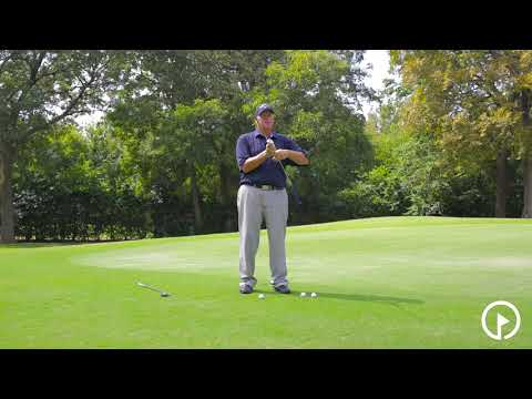 Importance of NOT Breaking Down Left Wrist in Chipping