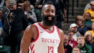 Houston Rockets vs Indiana Pacers - Full Game Highlights | November 12, 2017 | 2017-18 NBA Season