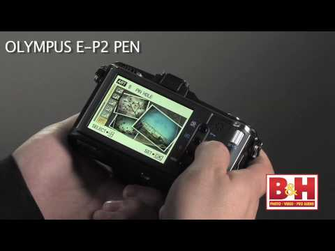 Olympus E-P2 Pen
