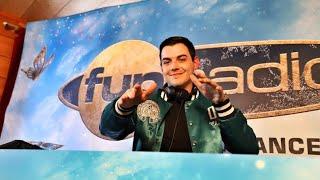AsLove Mix Sur Fun Radio #FunRadioATomorrowland   (13032019) Bruno Dans La Radio